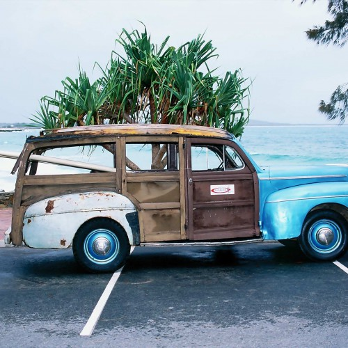 Classic shot of Noosa Woody