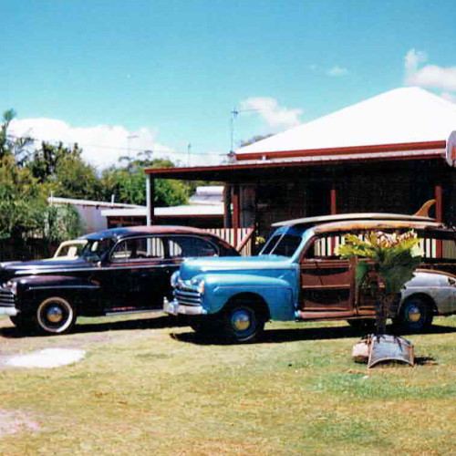 Noosa Woody before refurbishment